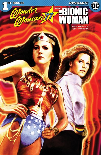 Wonder Woman '77 Meets The Bionic Woman #1 (2016)