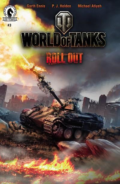 World of Tanks #3 (2016)