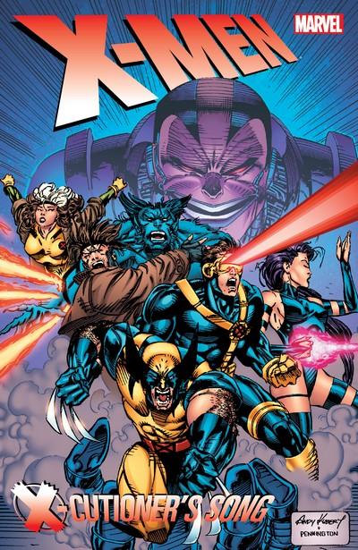 X-Men – X-Cutioner's Song (TPB) (2013)