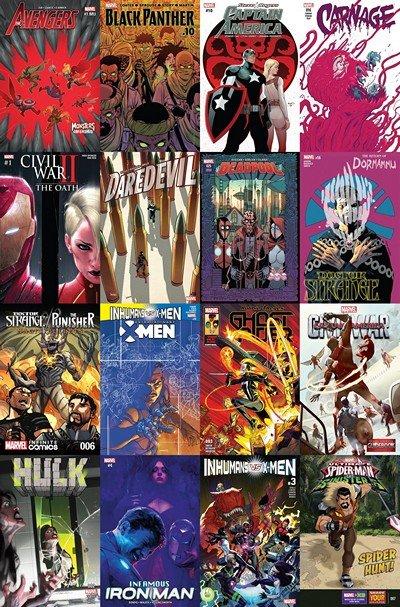 2017.01.25 Marvel Week+