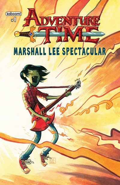Adventure Time – Marshall Lee Spectacular #1 (2017)