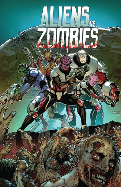 Aliens vs Zombies Vol. 1 (TPB) (2016)