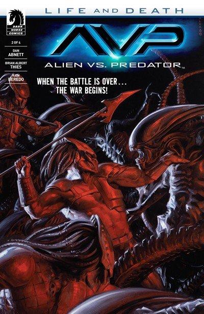 Aliens vs. Predator – Life and Death #2 (2017)