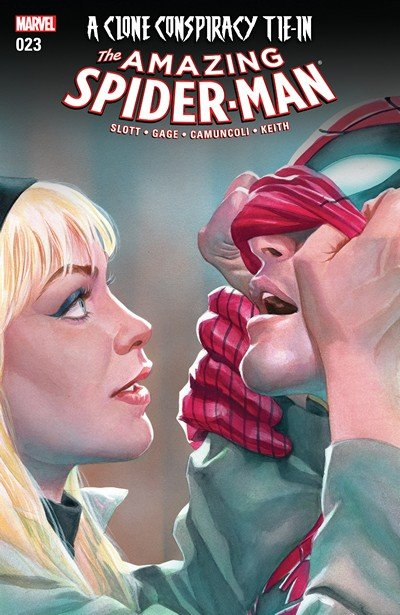 Amazing Spider-Man #23 (2017)