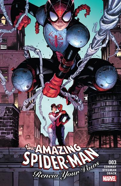 Amazing Spider-Man – Renew Your Vows #3 (2017)