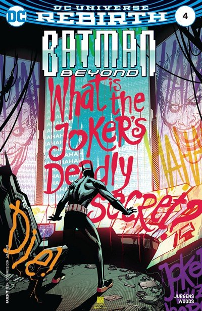 Batman Beyond #4 (2017)