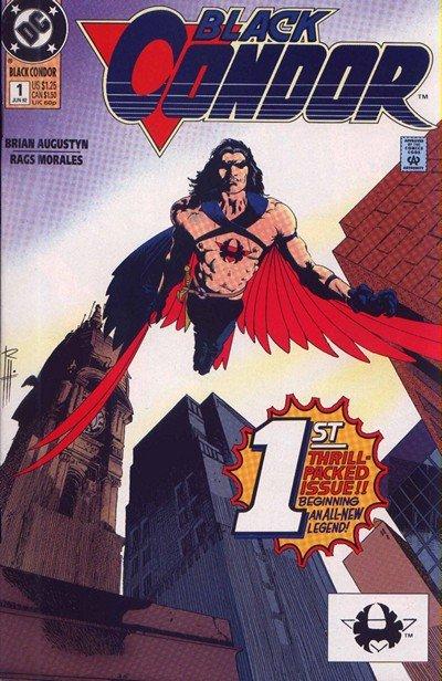 Black Condor #1 – 12 (1992-1993)