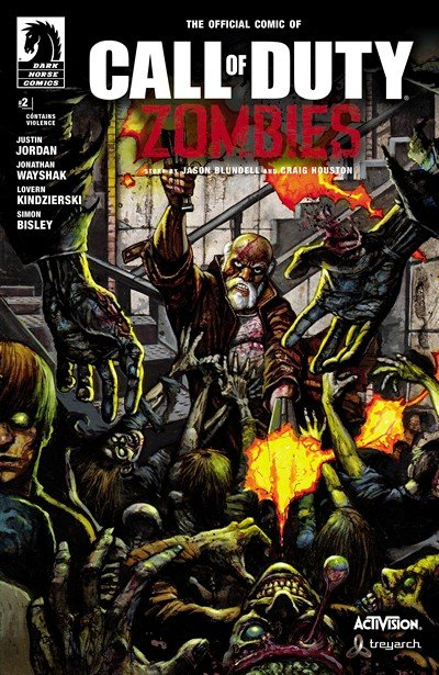 Call of Duty – Zombies #2 (2017)
