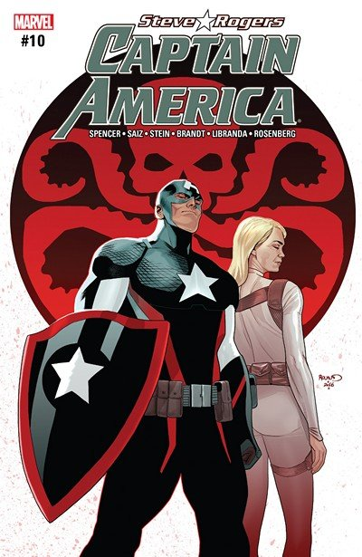 Captain America – Steve Rogers #10 (2017)