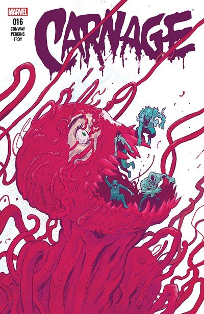 Carnage #16 (2017)