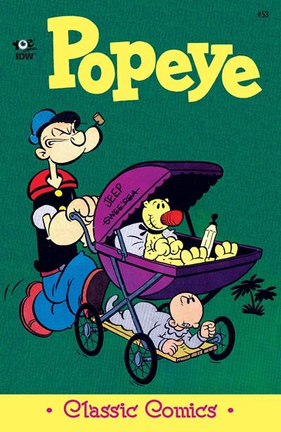 Classic Popeye #53 (2016)