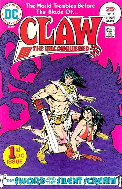 Claw the Unconquered Vol. 1 – 2 (Collection) (1975-2007)