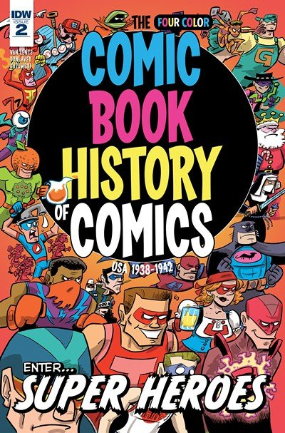 Comic Book History of Comics #2 (2016)