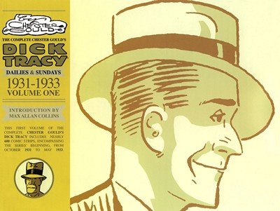 Complete Chester Gould's Dick Tracy Vol. 1 – 1931-1933 (2006)