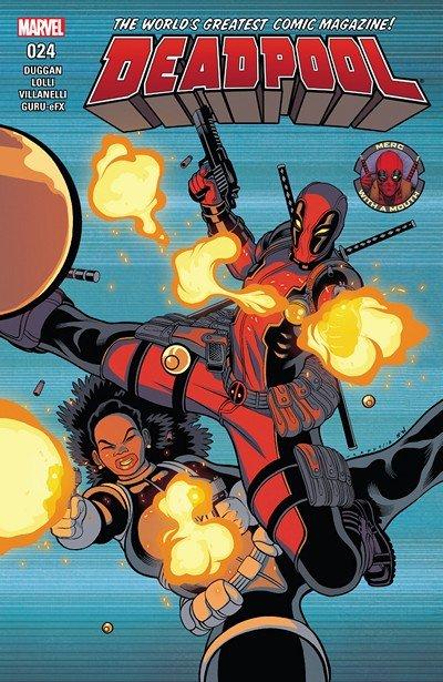 Deadpool #24 (2017)