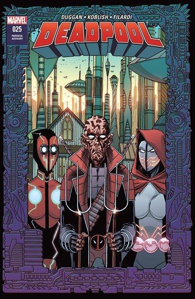 Deadpool #25 (2017)