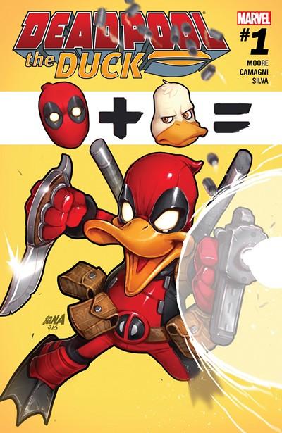 Deadpool the Duck #1 (2017)