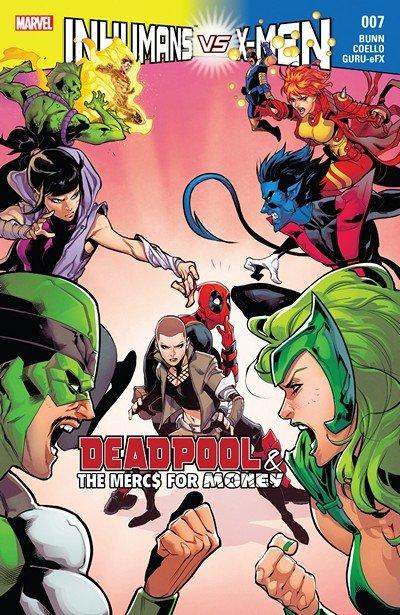 Deadpool & the Mercs for Money #7 (2017)