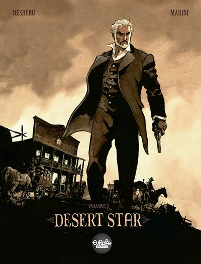 Desert Star Vol. 1 – 3 (2016)