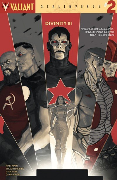 Divinity III – Stalinverse #2 (2017)
