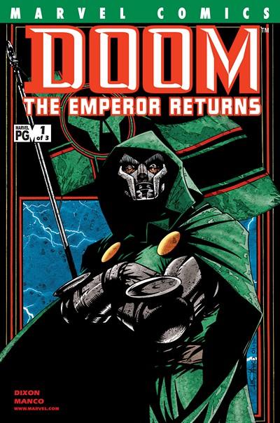 Doom – The Emperor Returns #1 – 3 (2002)