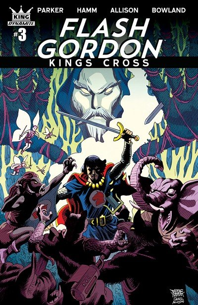 Flash Gordon – Kings Cross #3 (2017)