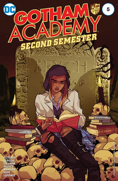 Gotham Academy – Second Semester #5 (2017)