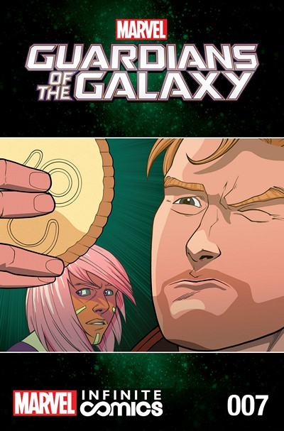 Guardians of the Galaxy – Awesome Mix Infinite Comic #7 (2017)