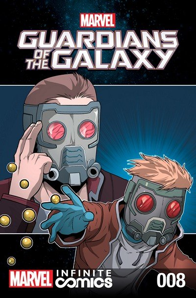 Guardians of the Galaxy – Awesome Mix Infinite Comic #8 (2017)
