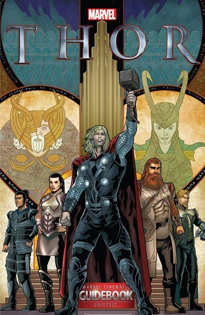 Guidebook to the Marvel Cinematic Universe – Marvel's Thor (2016)