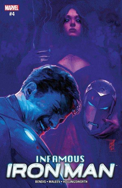 Infamous Iron Man #4 (2017)