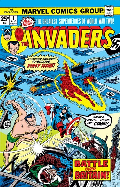 Invaders (Collection) (1975-2015)