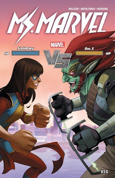 Ms. Marvel #14 (2017)