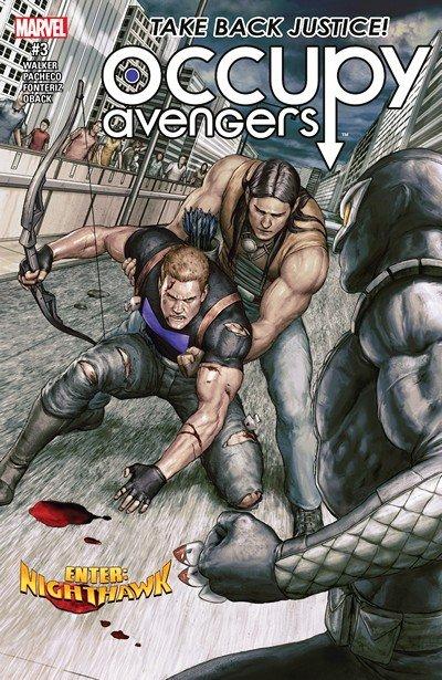 Occupy Avengers #3 (2017)