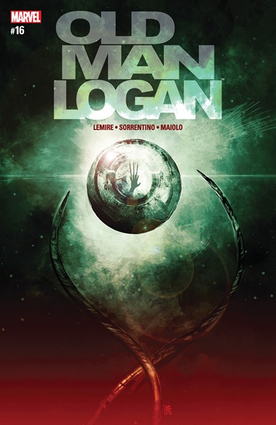 Old Man Logan #16 (2017)
