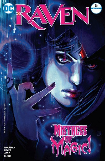 Raven #5 (2017)