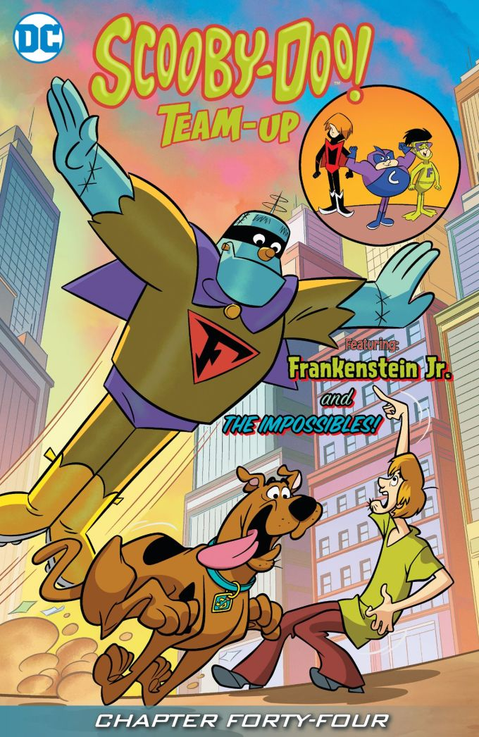 Scooby-Doo Team-Up #44 (2017)