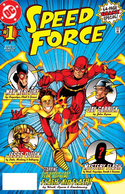 Speed Force #1 (1996)