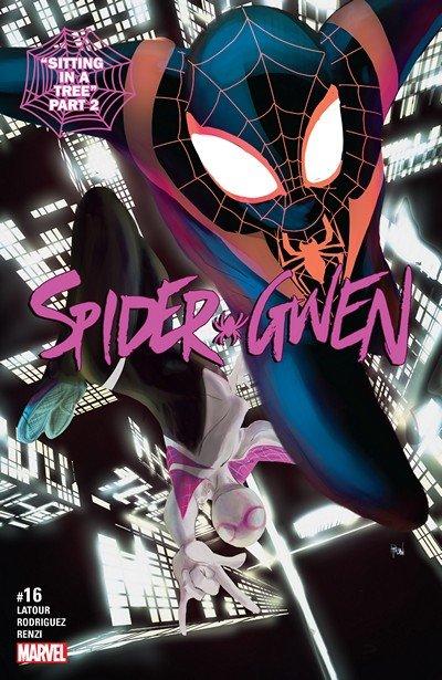 Spider-Gwen #16 (2017)