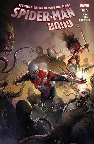 Spider-Man 2099 #19 (2017)