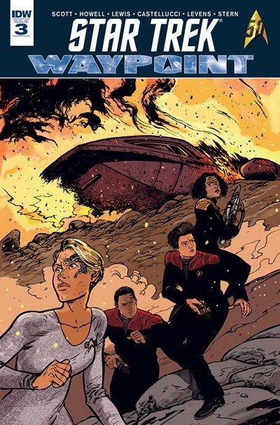Star Trek Waypoint #3 (2017)