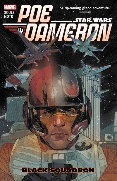 Star Wars – Poe Dameron Vol. 1 – Black Squadron (2016)