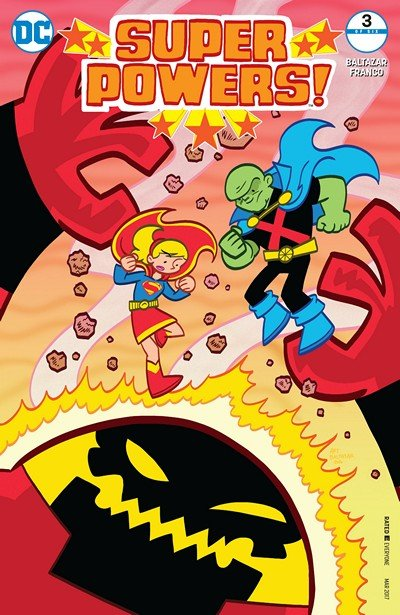 Super Powers #3 (2017)