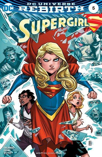 Supergirl #5 (2017)