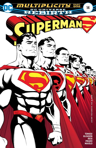Superman #14 (2017)