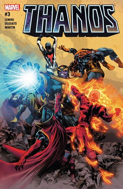 Thanos #3 (2017)