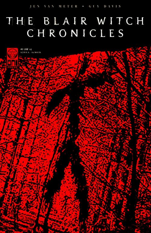 The Blair Witch Chronicles #1 – 4 (2000)