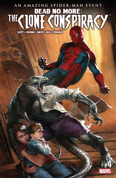 The Clone Conspiracy #4 (2017)