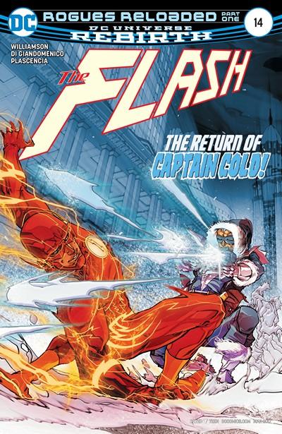 The Flash #14 (2017)