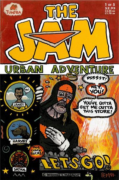 The Jam – Urban Adventure #1 – 14 + Special (1992-1997)
